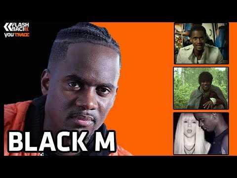 """BLACK M revient sur sa carrière (son premier projet, """"Wati Bon Son"""", """"Sur Ma Route""""...) - FLASHBACK"""