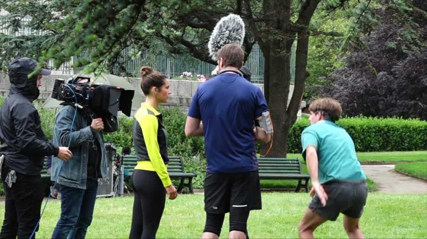 Thumbnail Brest : une troisième saison encore plus déjantée de la série «ON K' AIR» en tournage cours Dajot.