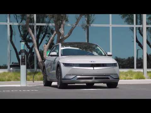 2022 Hyundai IONIQ 5 Exterior Design
