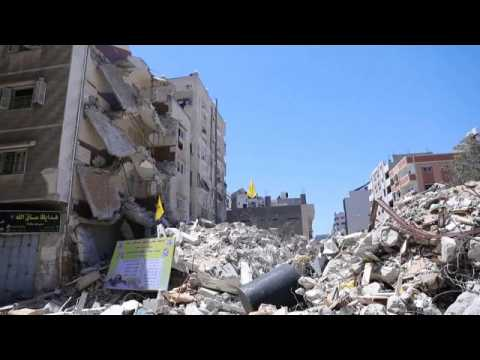 Fragile peace holds in Gaza but tensions with Israel remain