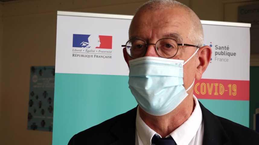 Thumbnail Brest : la situation de l'épidémie inquiète l'ARS
