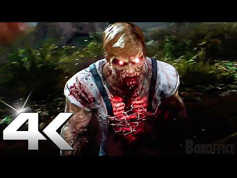 EVIL DEAD: THE GAME Gameplay 4K (2021) PS5, 60fps