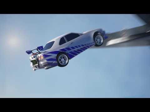 """ROCKET LEAGUE """"Fast & Furious Bundle"""" Trailer"""