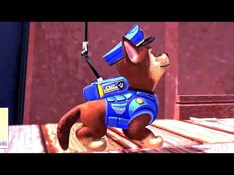 PAW PATROL The Videogame Trailer (2021) The Movie Adventure City Calls