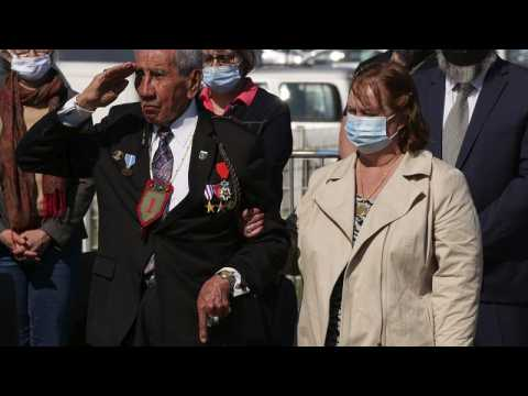 France marks 77-years since D-Day landings in Normandy