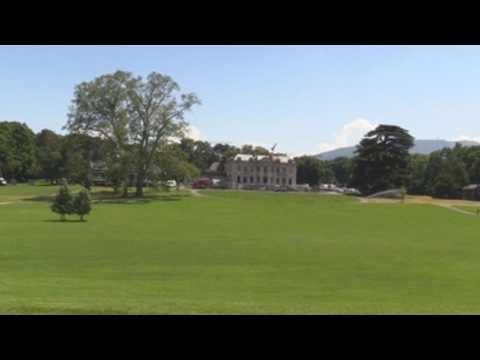 Increase security in the Geneva village where the Biden-Putin summit will be held