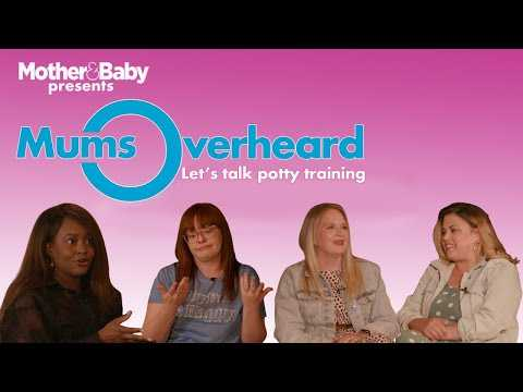 Mums Overheard: Let's talk about potty training