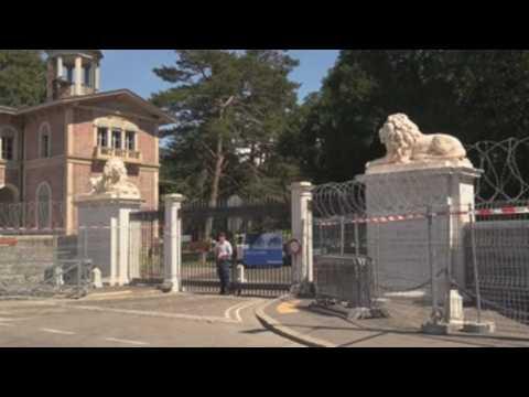 Increase security in Geneva for Biden-Putin meeting
