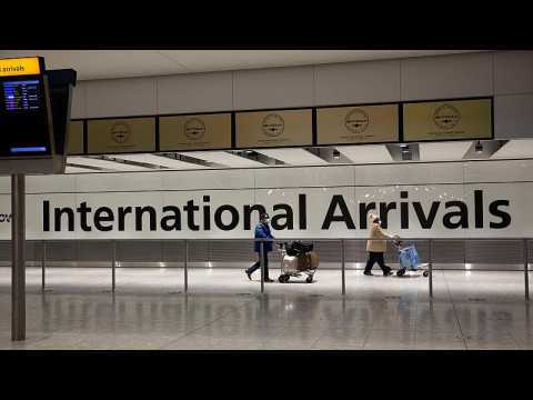 Heathrow opens terminal for travellers from 'high-risk countries'