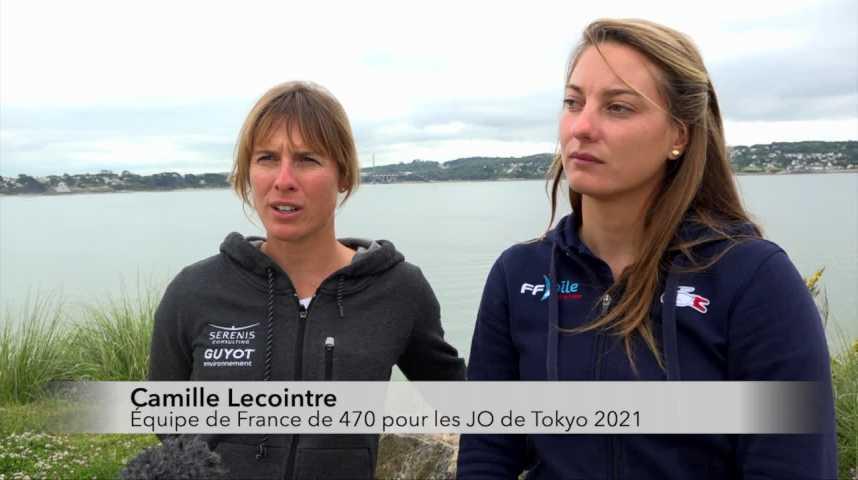 Thumbnail Jeux Olympiques : les brestoises peaufinent le mental