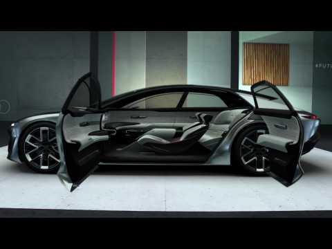 Virtual Design Workshop – the highlights of the Audi grandsphere concept