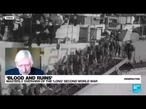 World War II: The dying gasps of global imperialism?