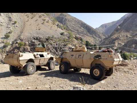Taliban claim they have control of last Afghan holdout province
