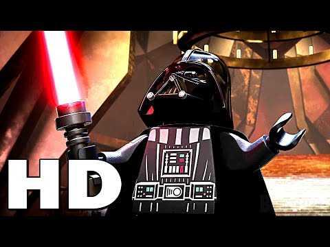 LEGO STAR WARS Terrifying Tales Trailer (2021)