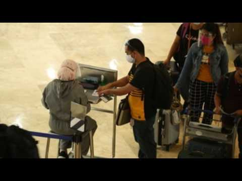 Philippines lifts COVID-19 travel ban on 10 countries