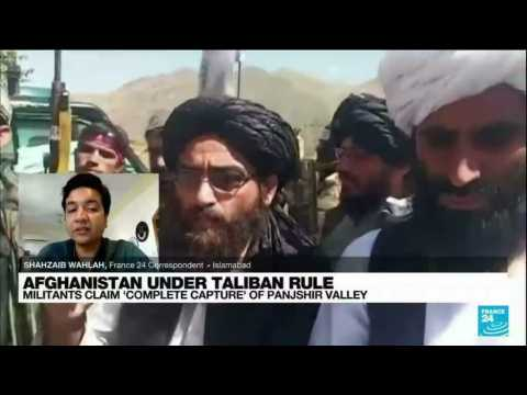 How neighbouring Pakistan is dealing with the Taliban?