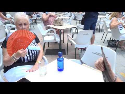 Summer temperatures persist in Valencia