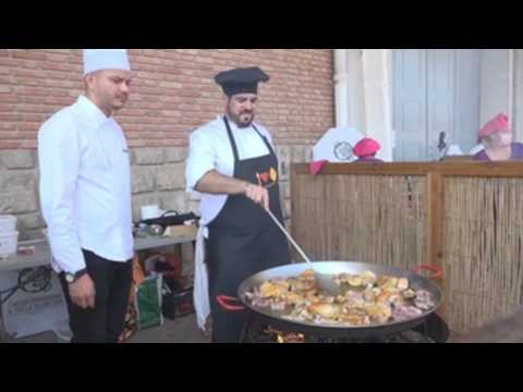 Restaurant from a town in Madrid wins 'best paella in the world' award