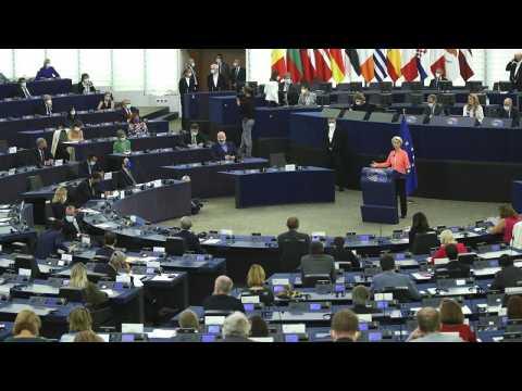 What do MEPs think of Ursula von der Leyen's State of the Union speech?