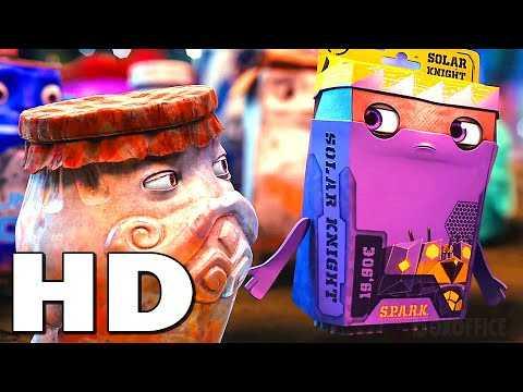 THE CASTAWAYS Trailer (2021) Animation Movie