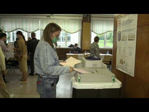 Polls open in Russia's three-day parliamentary election