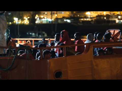 300 Migrants rescued in one day in the Canary Islands