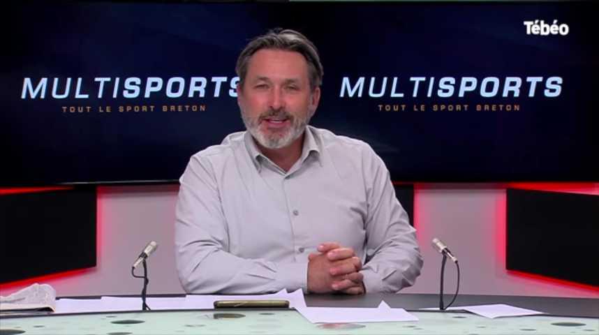 Thumbnail Émission Multisports : le sommaire