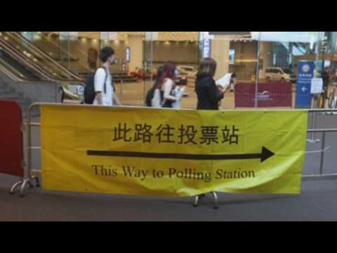 First 'patriots only' election process begins in Hong Kong