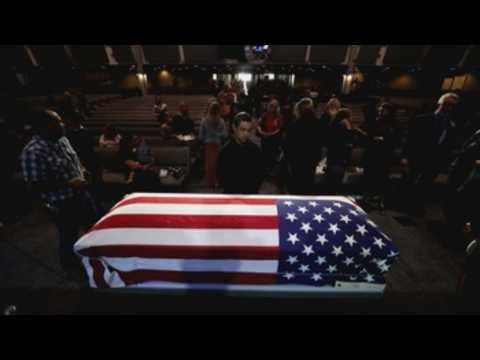 Thousands attend funeral service for Norco Marine killed in Kabul