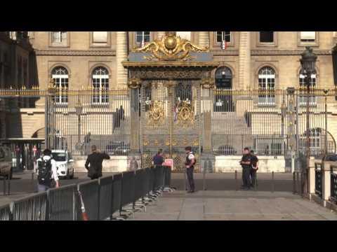 Trial begins in Paris for the terrorist attacks of November 13, 2015