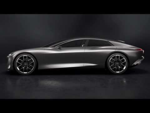 Interior Design of the Audi grandsphere concept