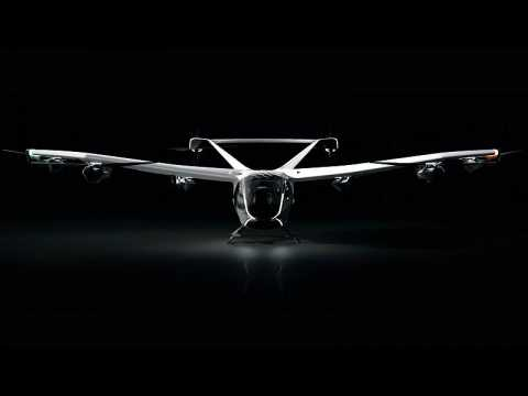 Forget city traffic jams. Airbus has launched its next-generation CityAirBus 'flying taxi'