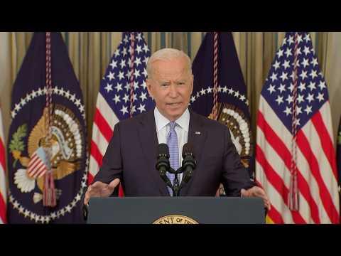 Biden announces CDC decision to back Covid booster shot