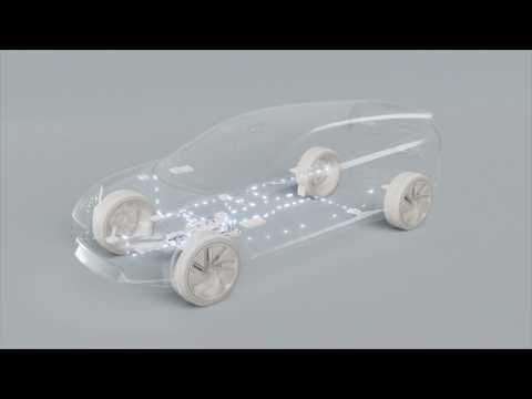 Volvo Cars - Tech Moment - Core computing animation