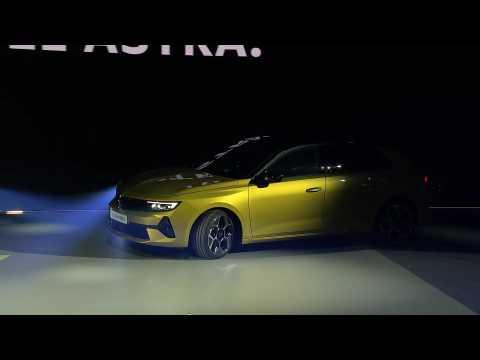 IAA MOBILITY 2021 - World Premiere Opel Astra