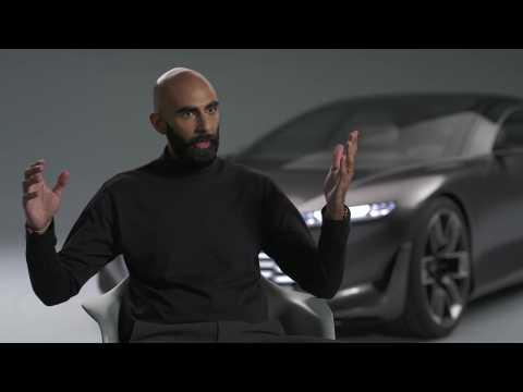 Audi grandsphere concept - Interview Amar Vaya