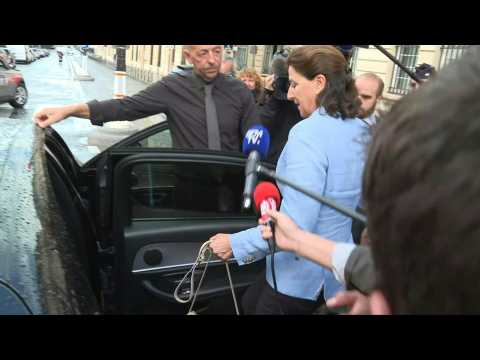 French ex-minister leaves court after grilling over Covid handling
