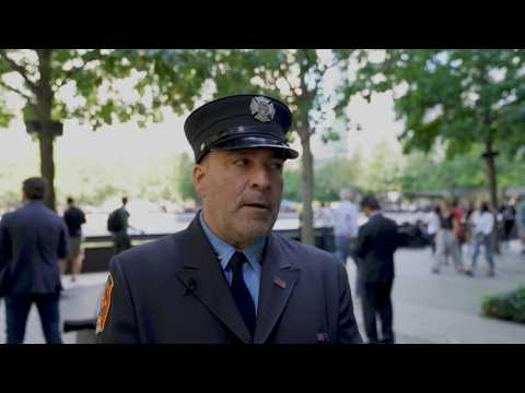 New York prepares tribute to 9/11 victims 20 years on