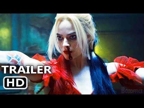 THE SUICIDE SQUAD Final Trailer (2021)
