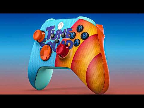 SPACE JAM 2 Official XBOX Controllers