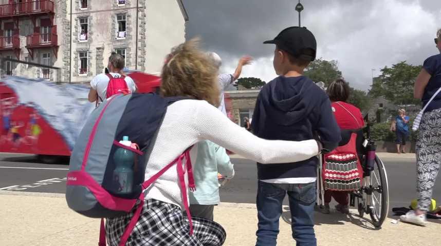 Thumbnail Tour de France : la vigilance sur les routes