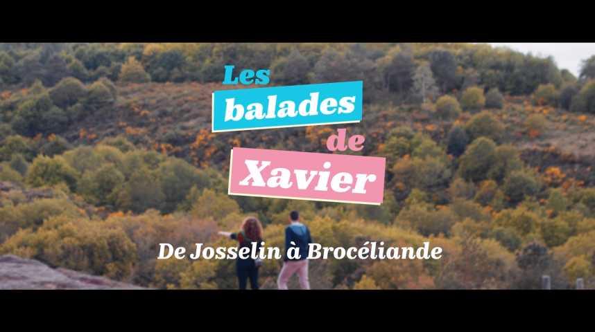 Thumbnail Les balades de Xavier 1 : de Josselin à Brocéliande