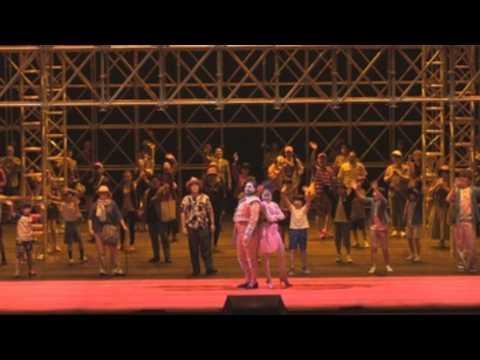 "A rock version of ""Carmen"" takes over Tokyo Opera"
