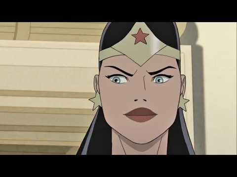 Justice Society: World War II - Bande annonce 1 - VO - (2021)