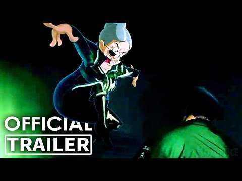 "SPACE JAM 2: A NEW LEGACY ""Matrix"" Trailer (2021)"