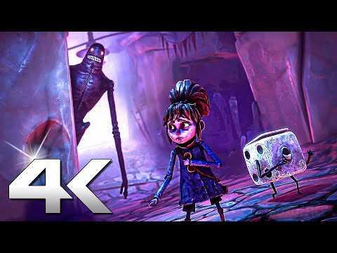 LOST IN RANDOM Gameplay Trailer 4K (2021)