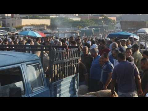 Palestinians in West Bank prepare for Eid al-Adha