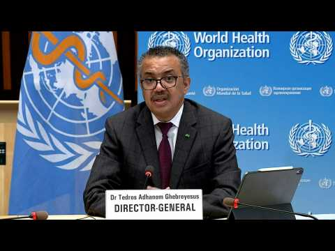 WHO chief warns of 'strong likelihood' of more dangerous Covid variants