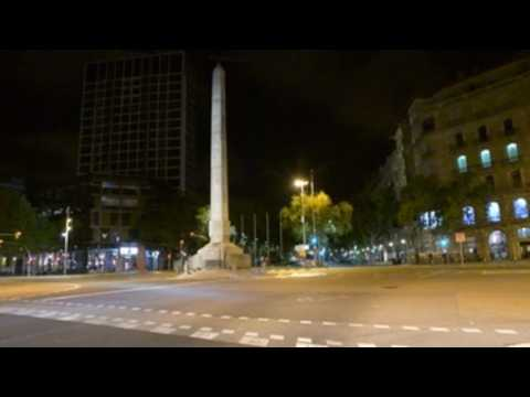 Spain's Catalonia reimposes night-time curfew amid worrying fifth wave of COVID-19