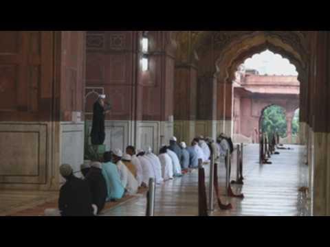 Indian Muslims mark Eid al-Adha overshadowed by pandemic
